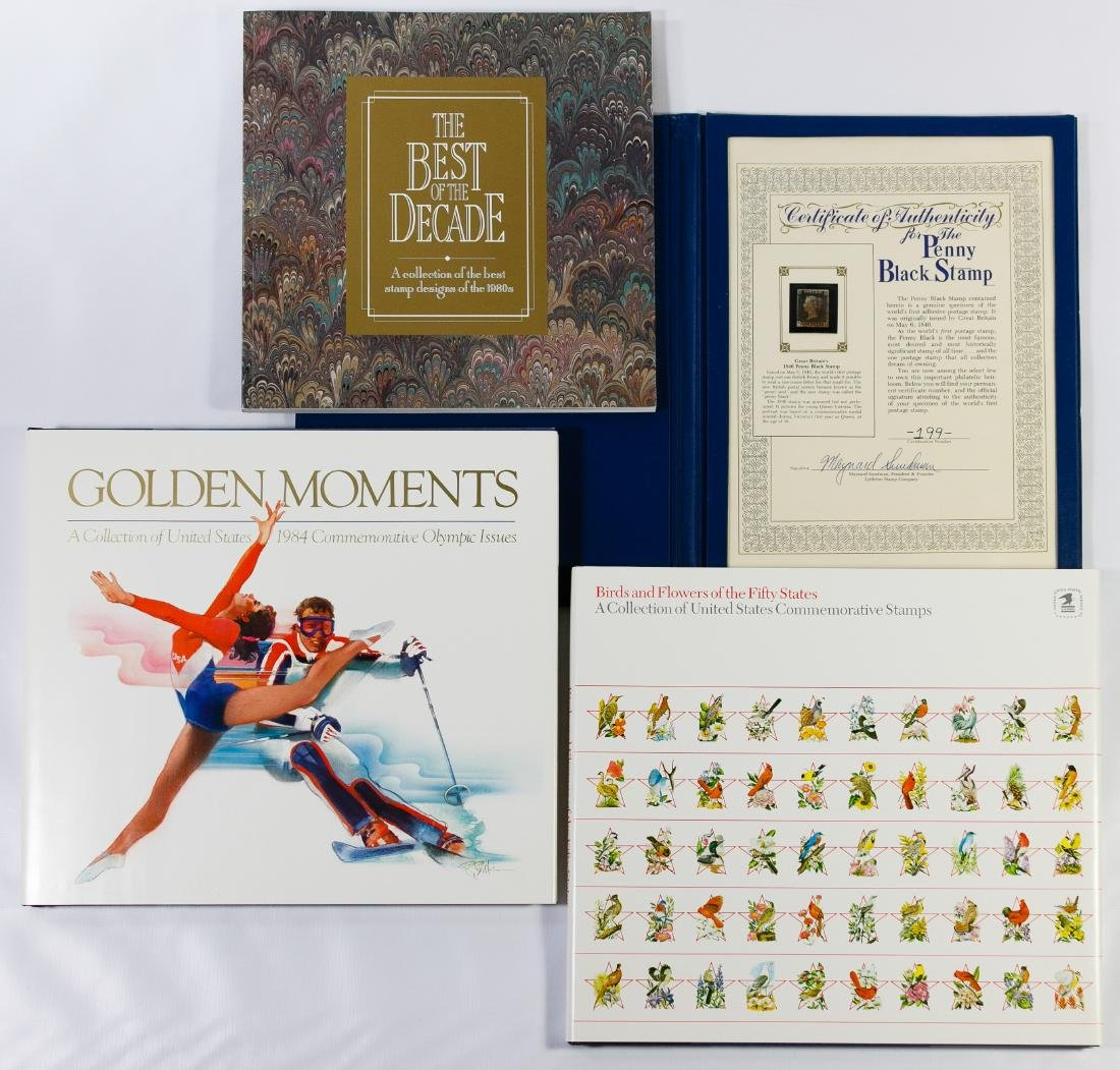 US and World Stamps Assortment