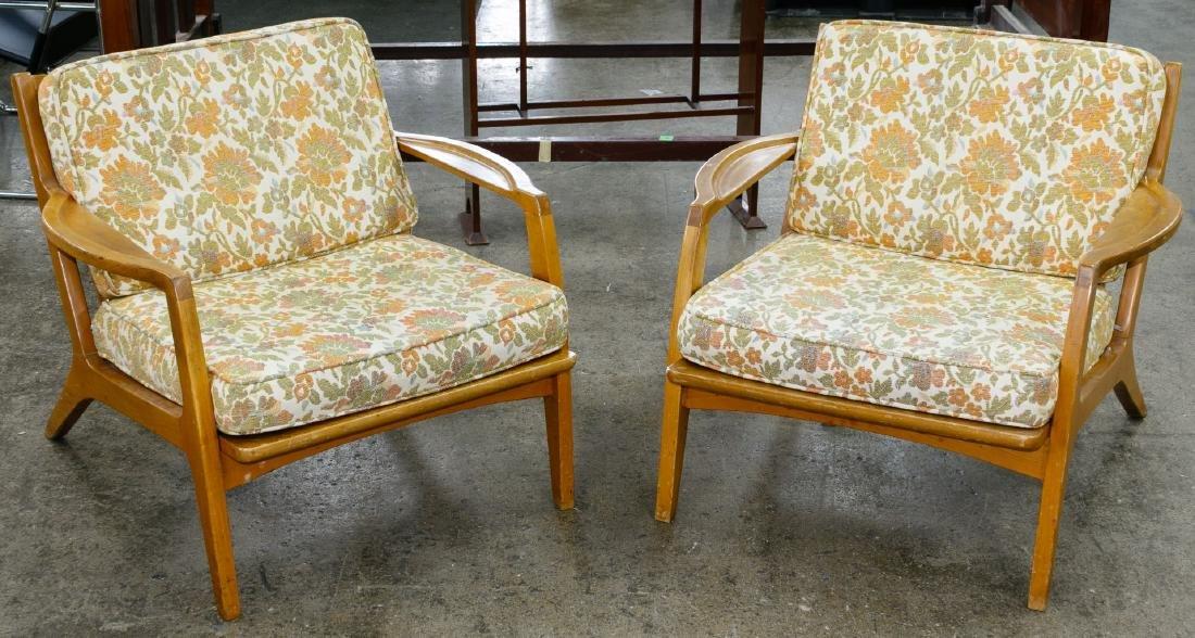 MCM Lounge Chairs (Attributed to) Kofod Larsen