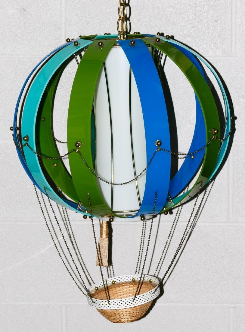 Hot Air Balloon Hanging Lamp