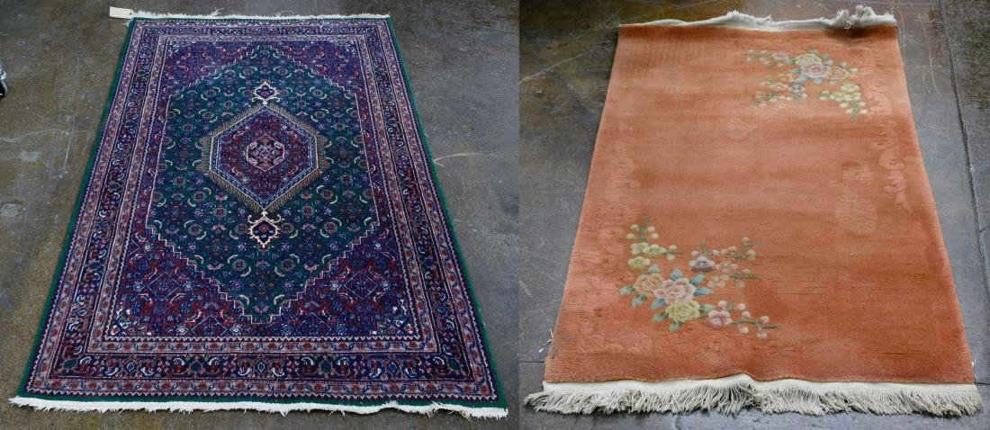 Persian and Chinese Rugs