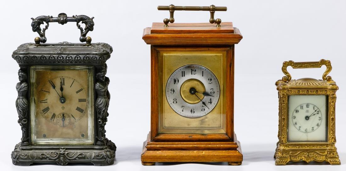 Carriage Clock Assortment