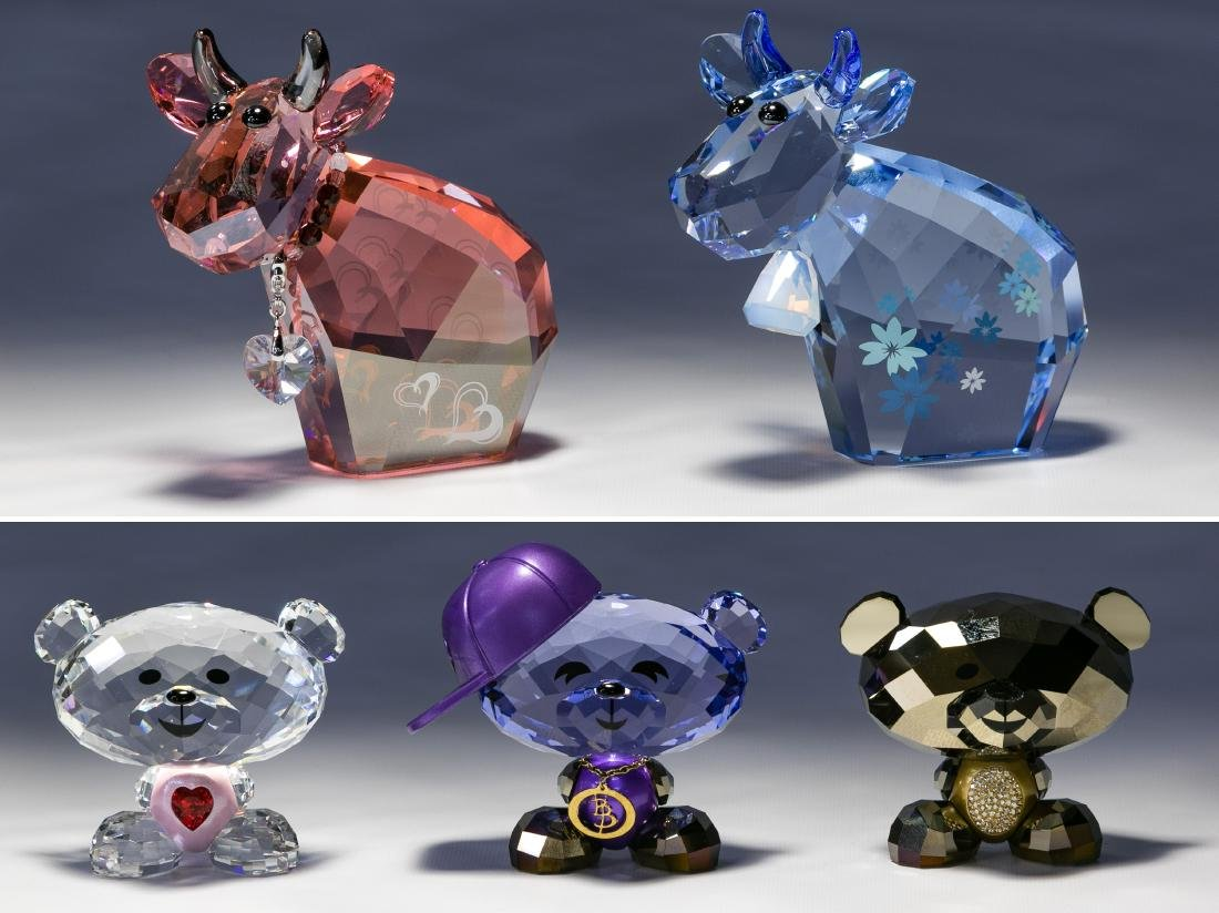 Swarovski Crystal Lovlots Assortment