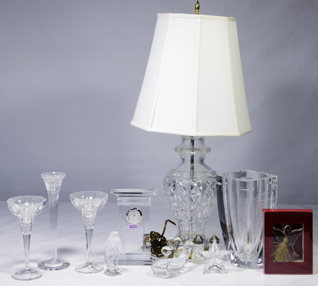 Waterford Crystal and Marquis by Waterford Assortment