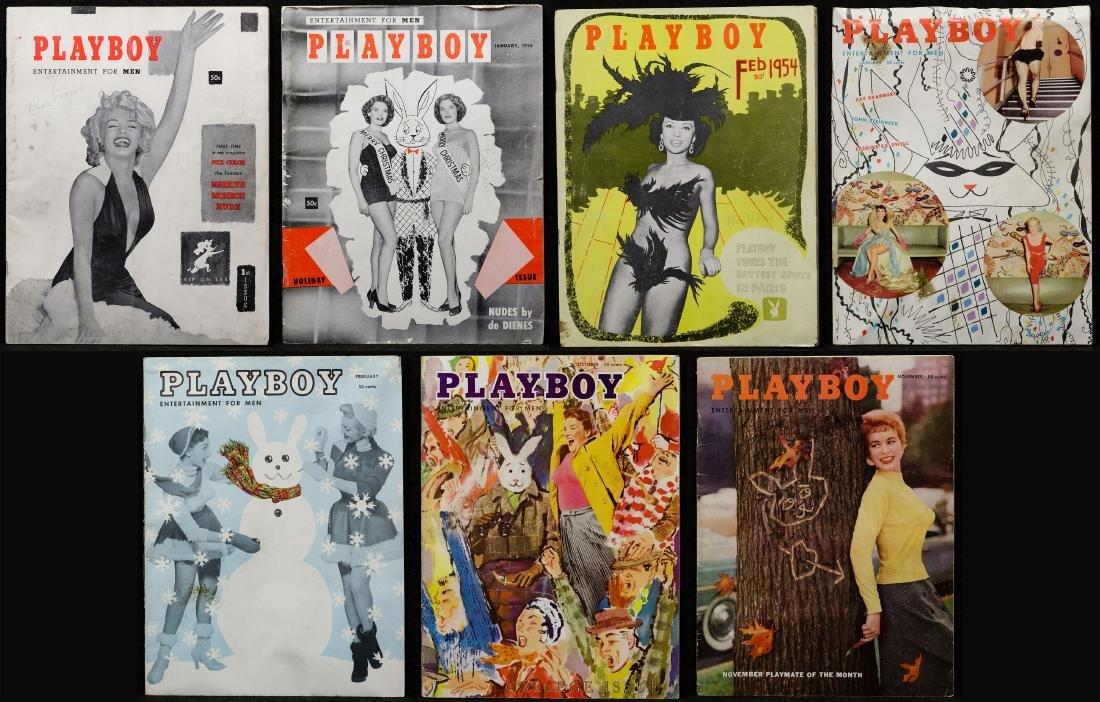 Playboy Magazine Assortment