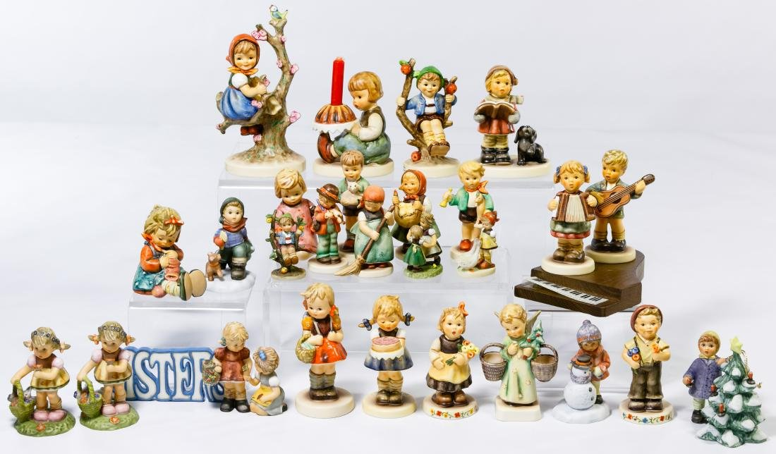Hummel Figurine Assortment