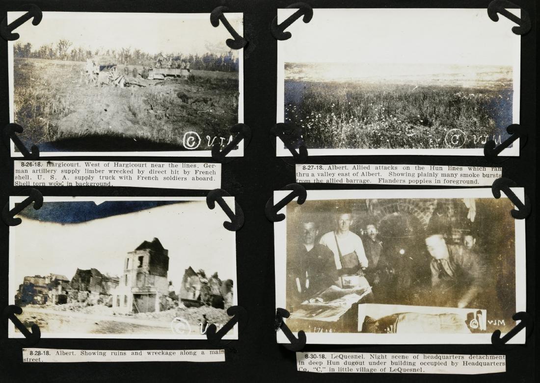 World War I Photograph Album