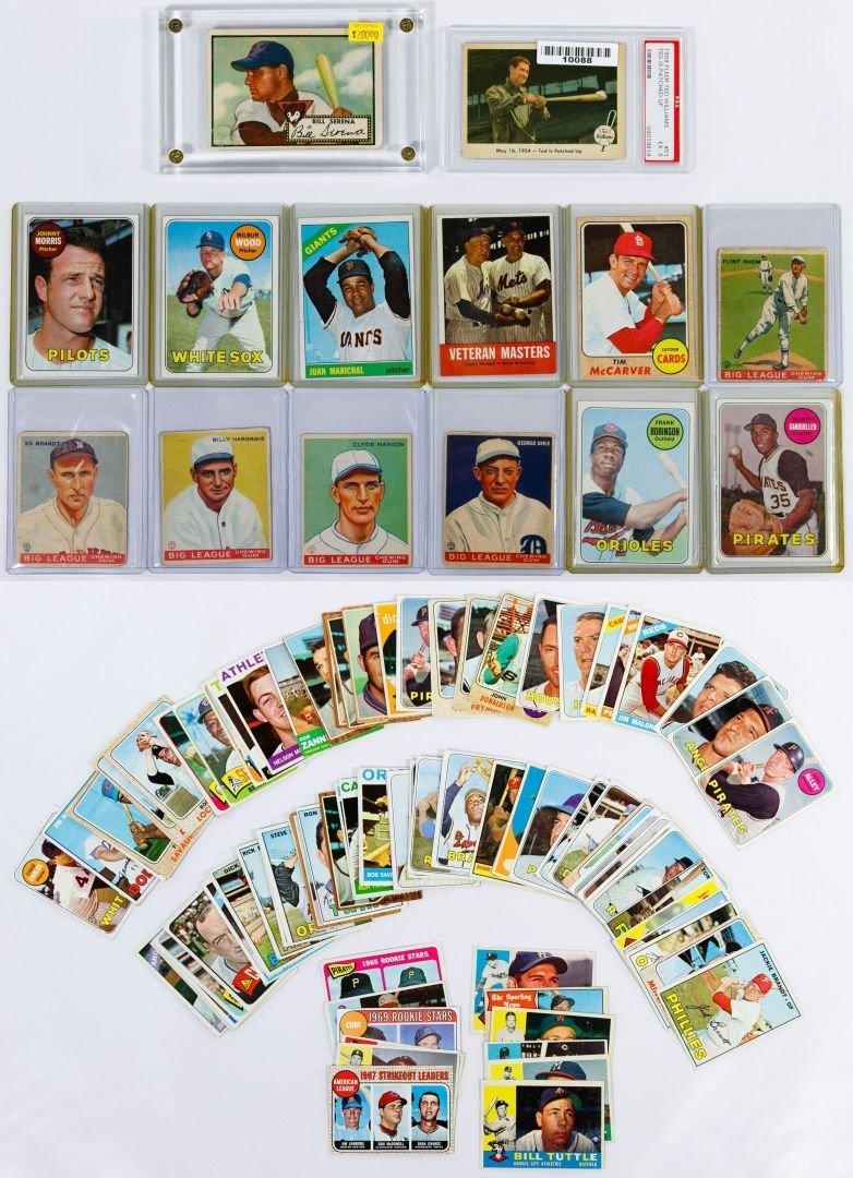 Topps Baseball Trading Card Assortment