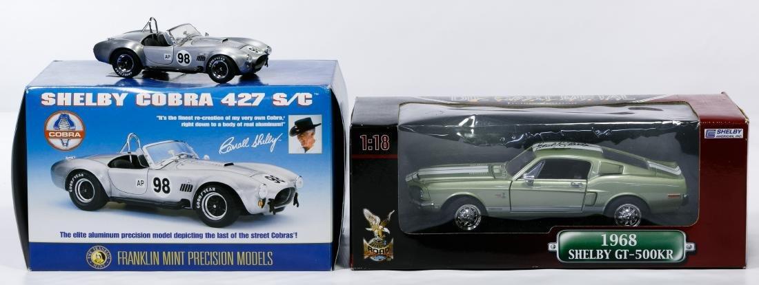 Die Cast Scale Model Vehicles