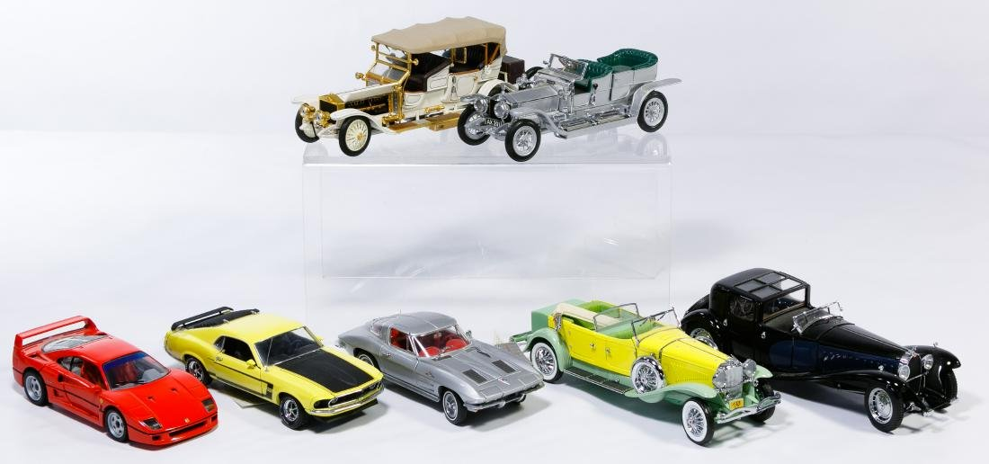 Franklin Mint Precision Model Car Assortment