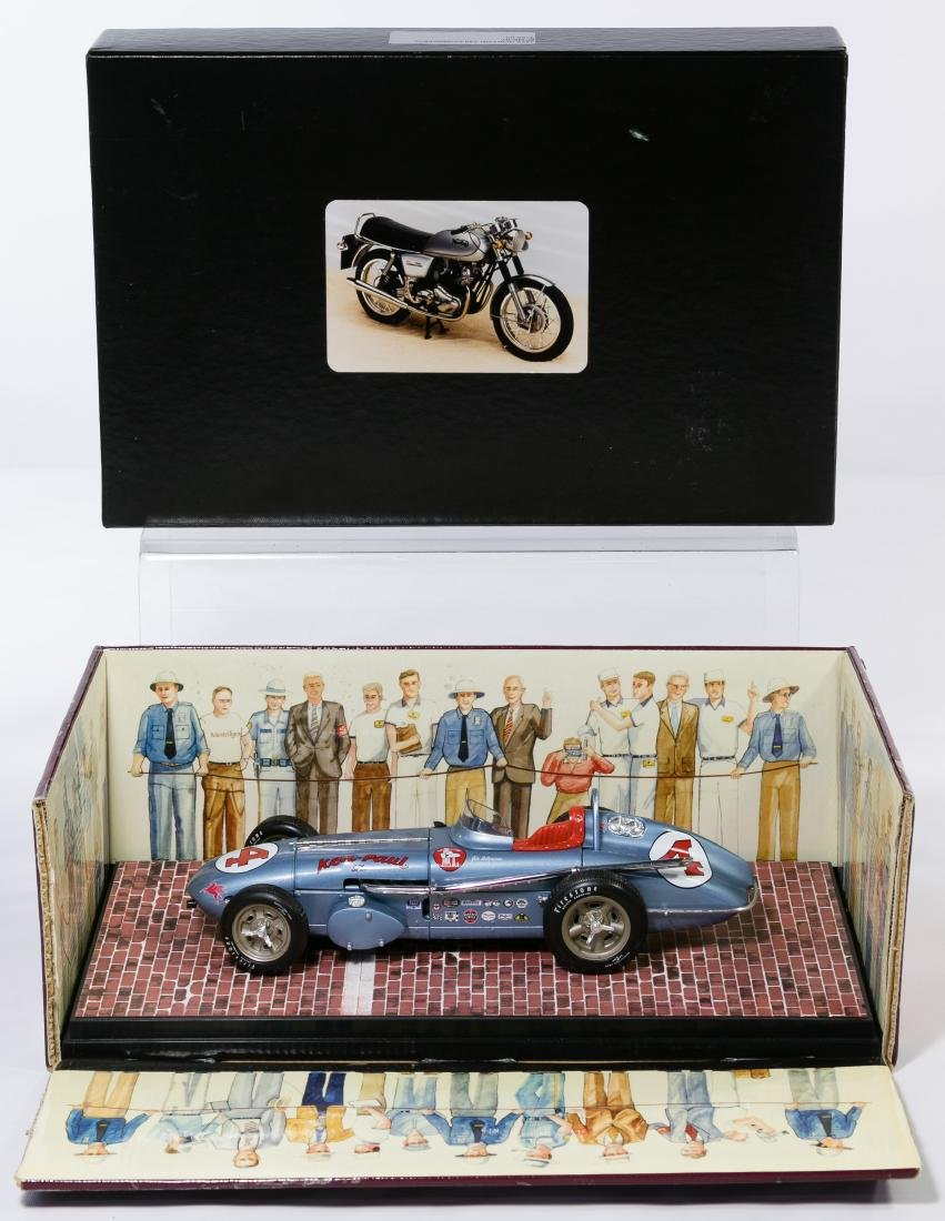 Model Car and Motorcycle Kit