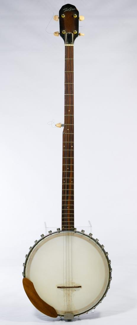 Tele-Star Five-string Banjo