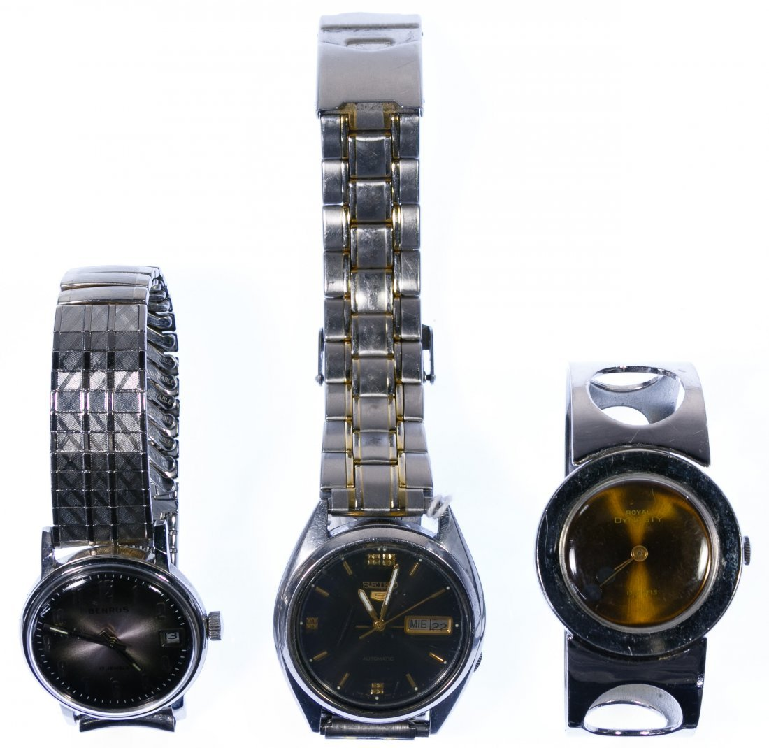 Seiko 5 Automatic 7009 Wrist Watch
