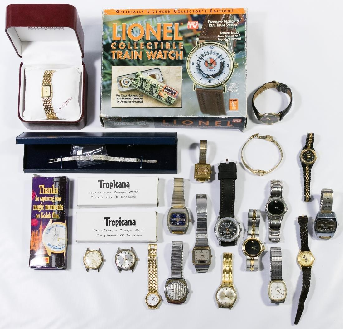 Mixed Wrist Watch Assortment