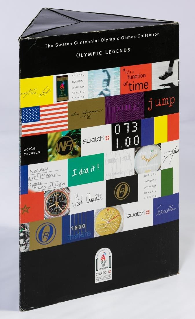 Swatch 'Centennial Olympic Legends' Wrist Watch