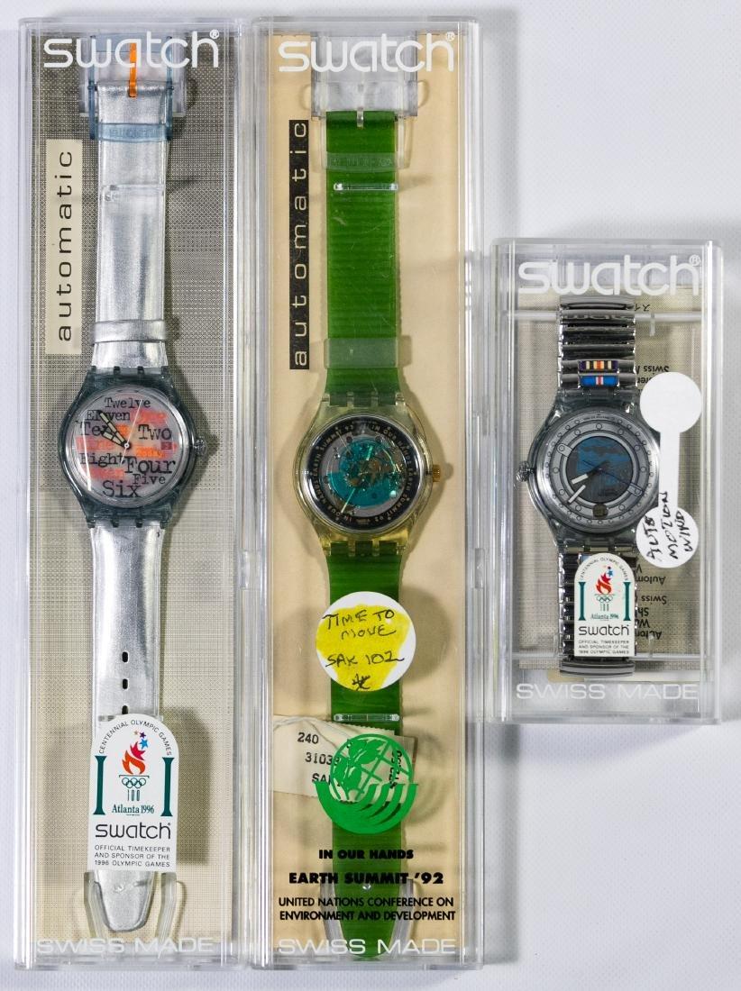 Swatch Automatic Wrist Watch Assortment