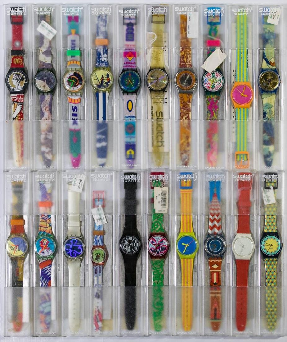 Swatch Wrist Watch Collection