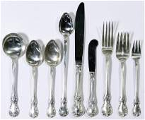 Towle 'Old Master' Sterling Silver Flatware Service