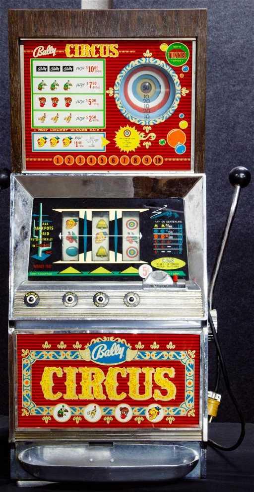 Circus Circus Slot Machine