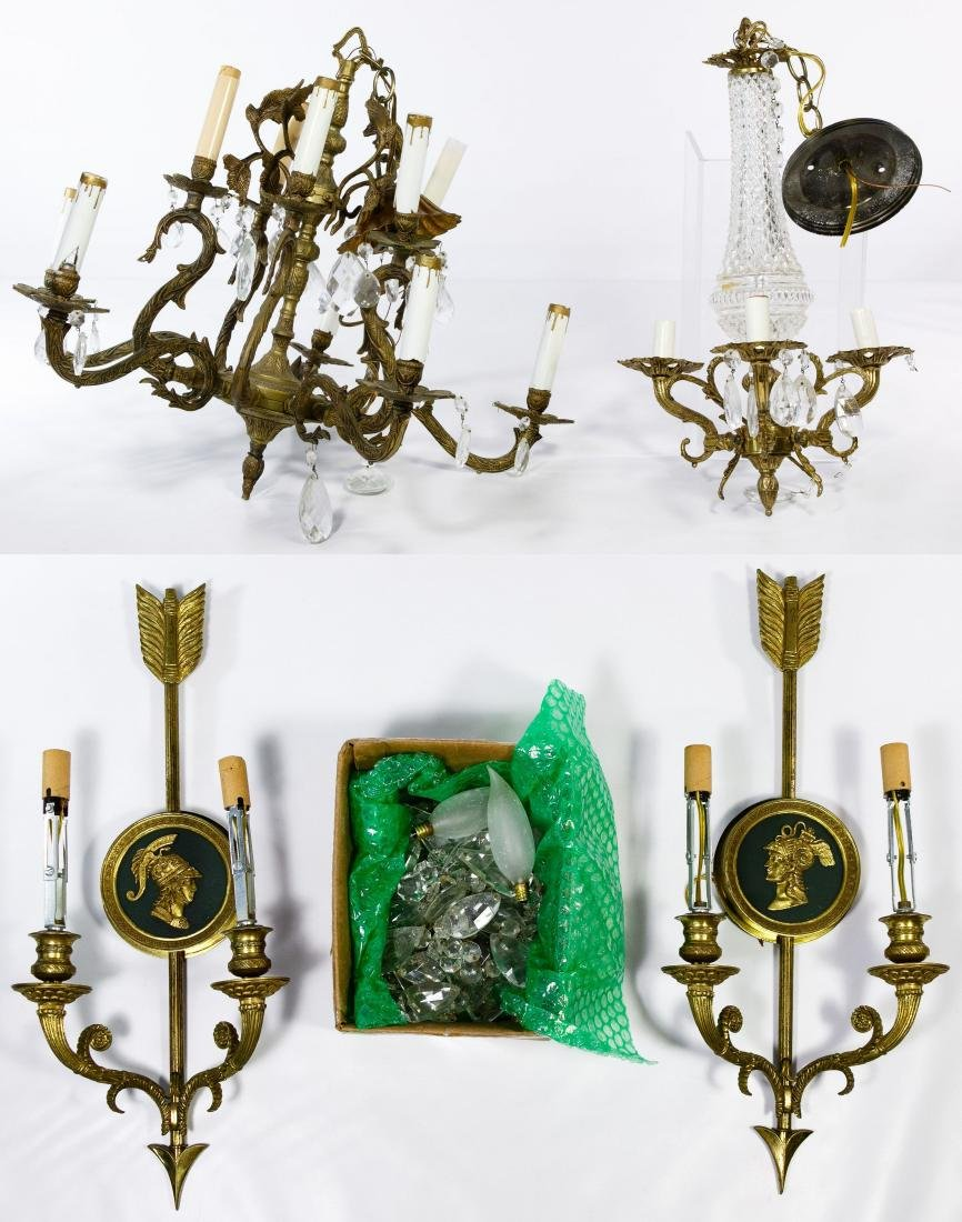 Light Fixture Assortment