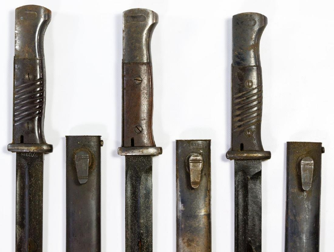 World War II German Bayonet Assortment - 4