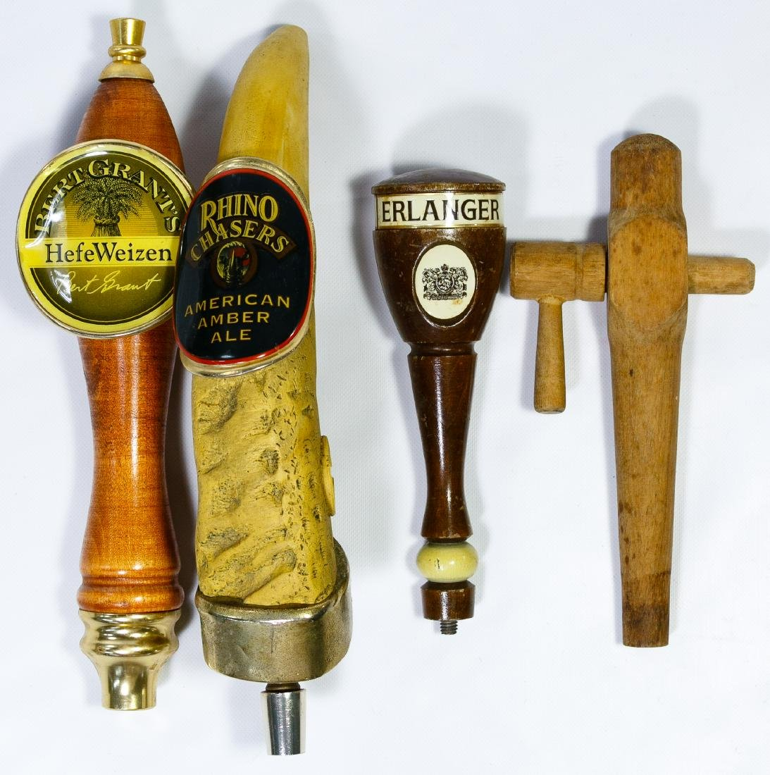 Beer Sign and Tapper Handle Assortment - 3