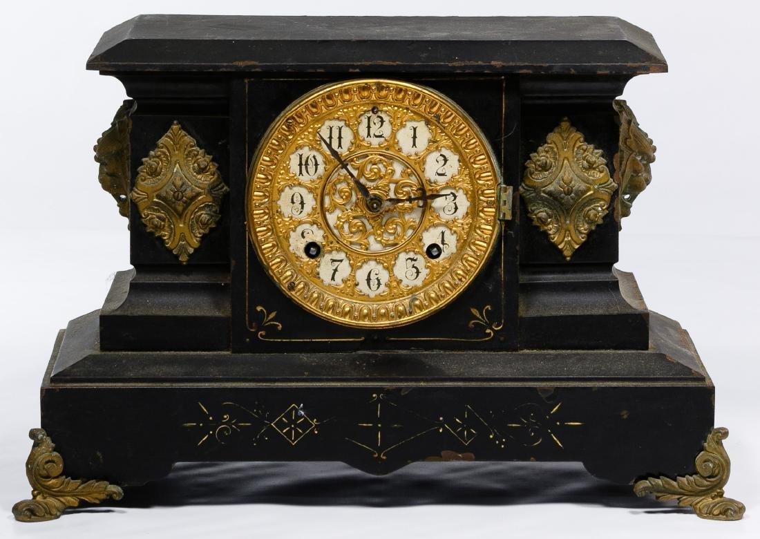 Mantel and Wall Clock Assortment - 4