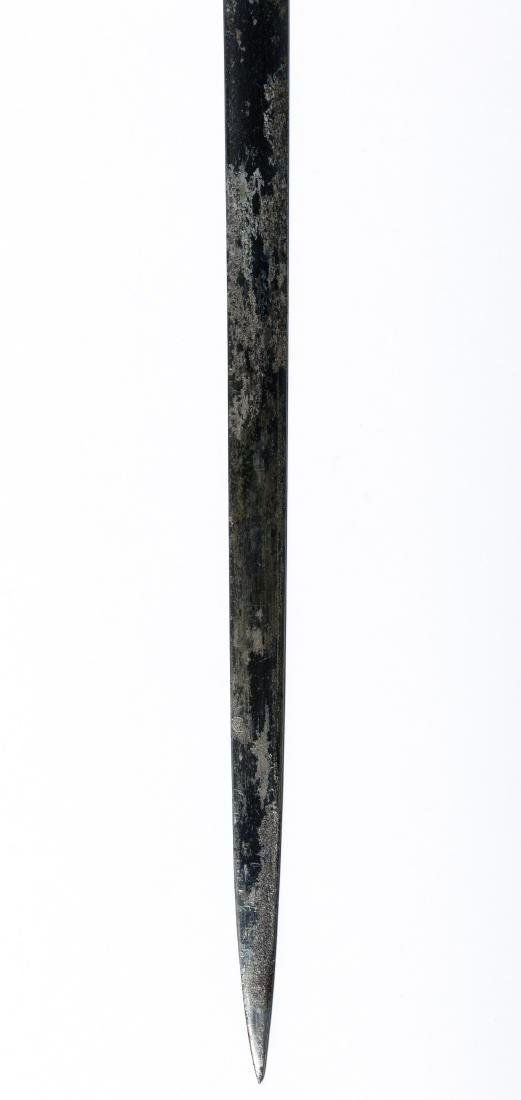 World War II German Police Officer Sword - 7