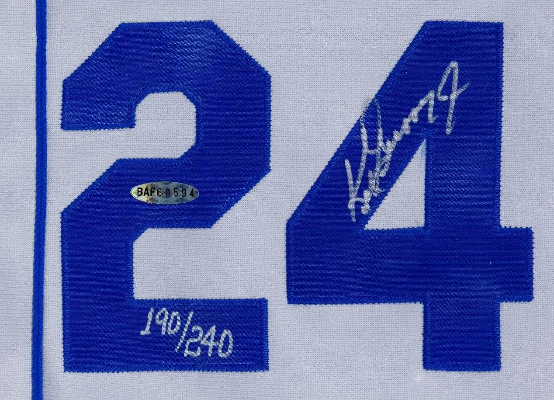 Ken Griffey, Jr. Autographed Jersey - 2