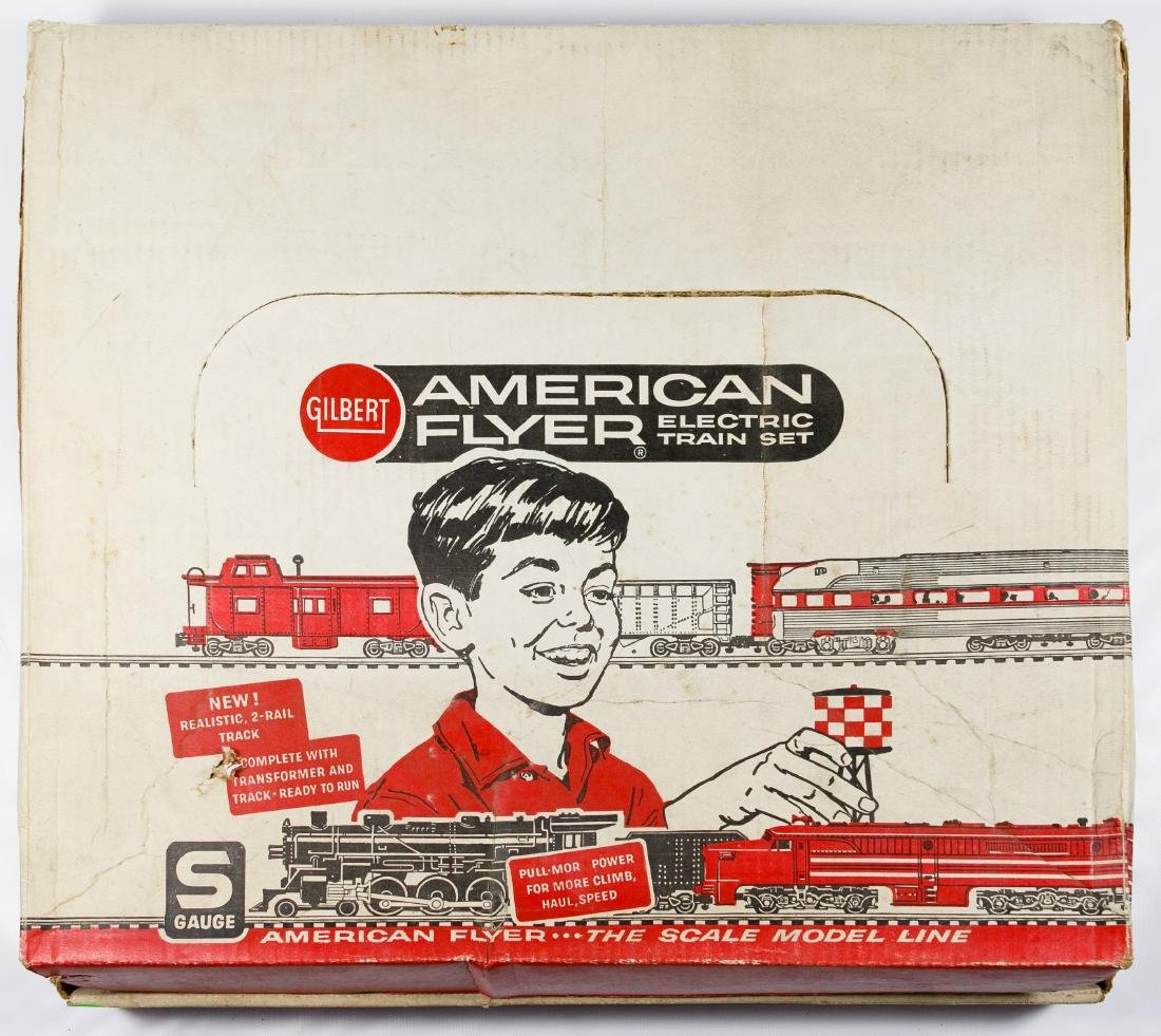 American Flyer and HO Train Assortment - 5