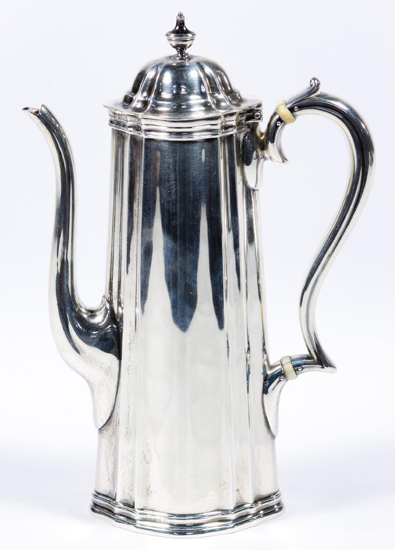 Tiffany & Co. Sterling Silver Mini Coffee Pot