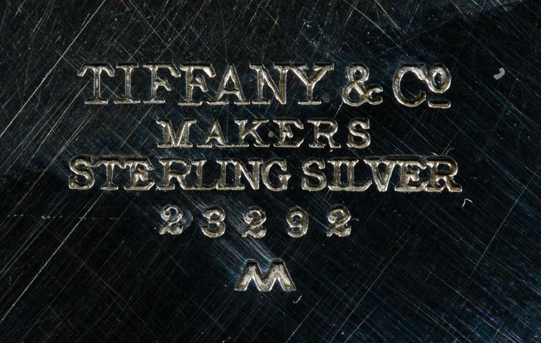 Tiffany & Co. Sterling Silver Scalloped Bowl - 4