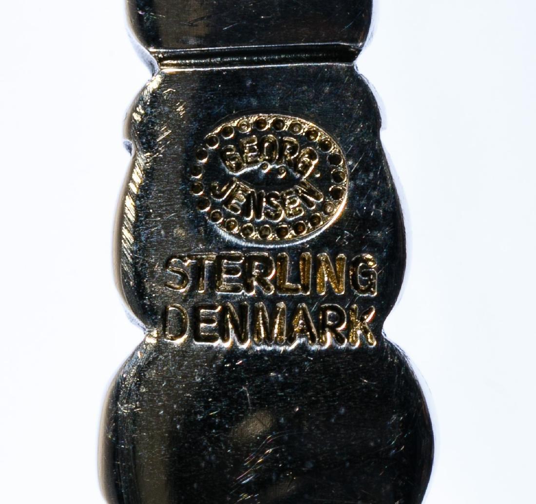 Georg Jensen Sterling Silver Utensil Assortment - 3