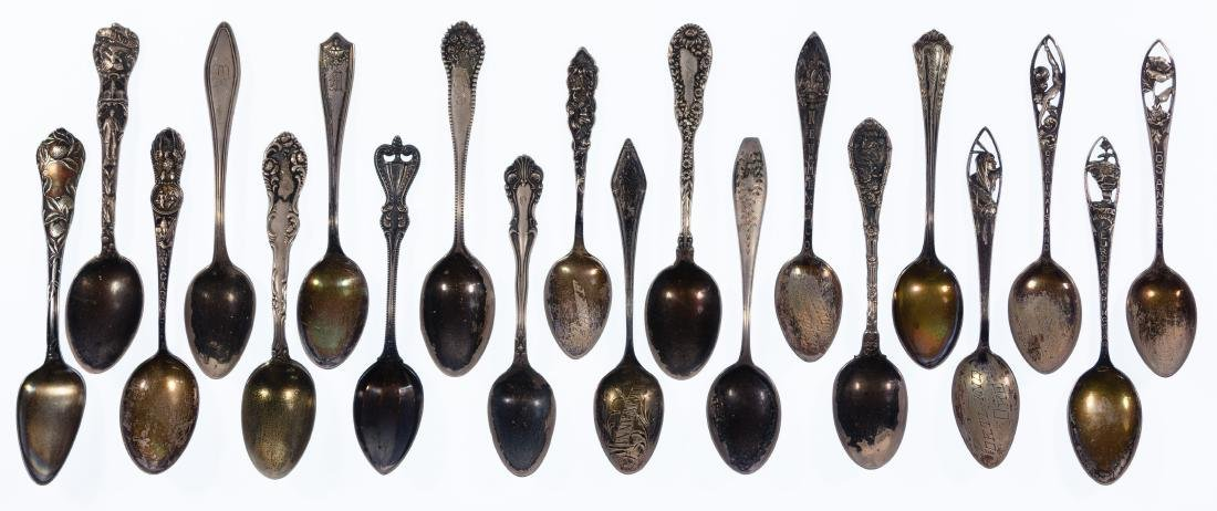 Sterling Silver Spoon Assortment