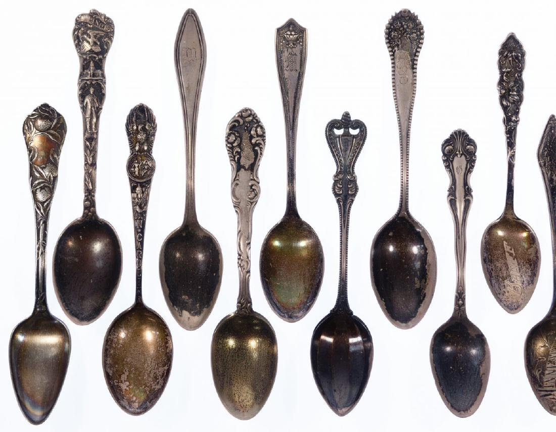 Sterling Silver Spoon Assortment - 2
