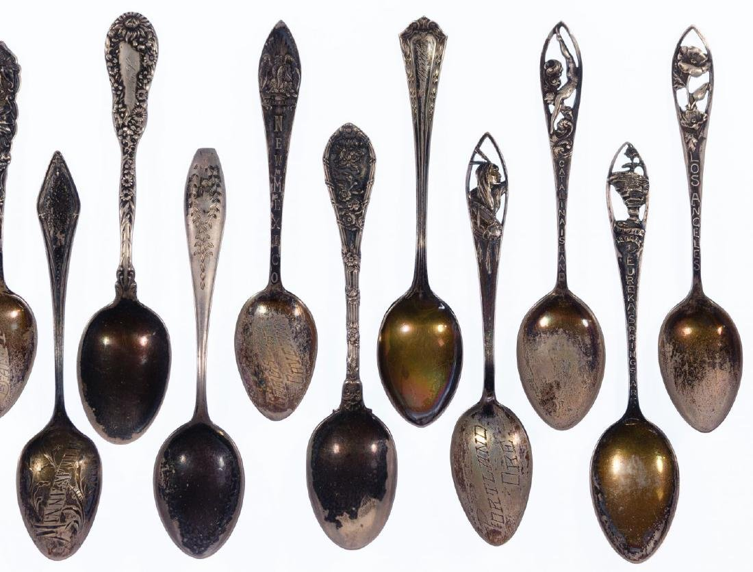 Sterling Silver Spoon Assortment - 3
