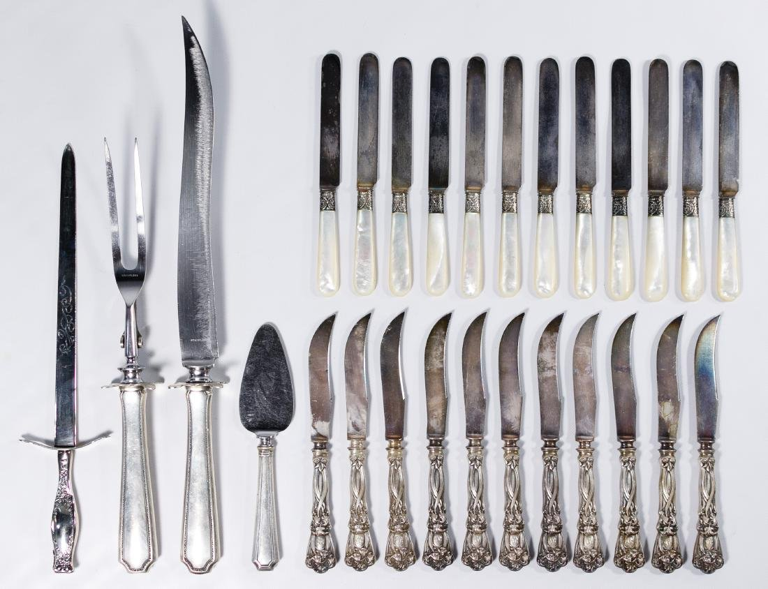 Sterling Silver Object Assortment - 2
