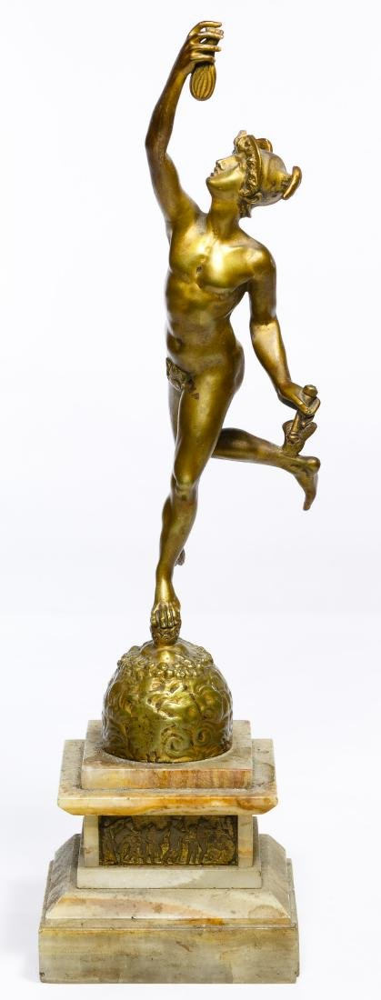 Unknown Artist (Late 19th / Early 20th Century) Bronze