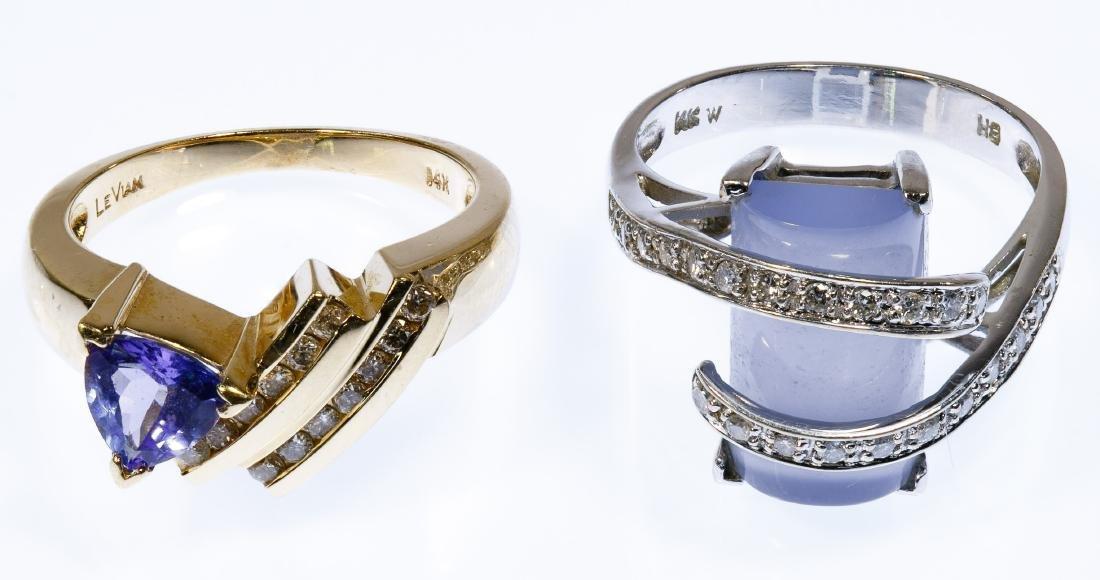 14k Gold Rings