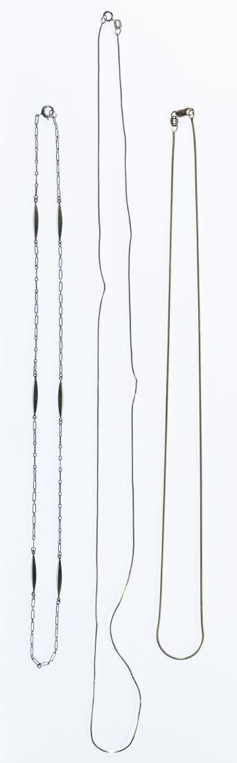 14k Gold Necklace Assortment