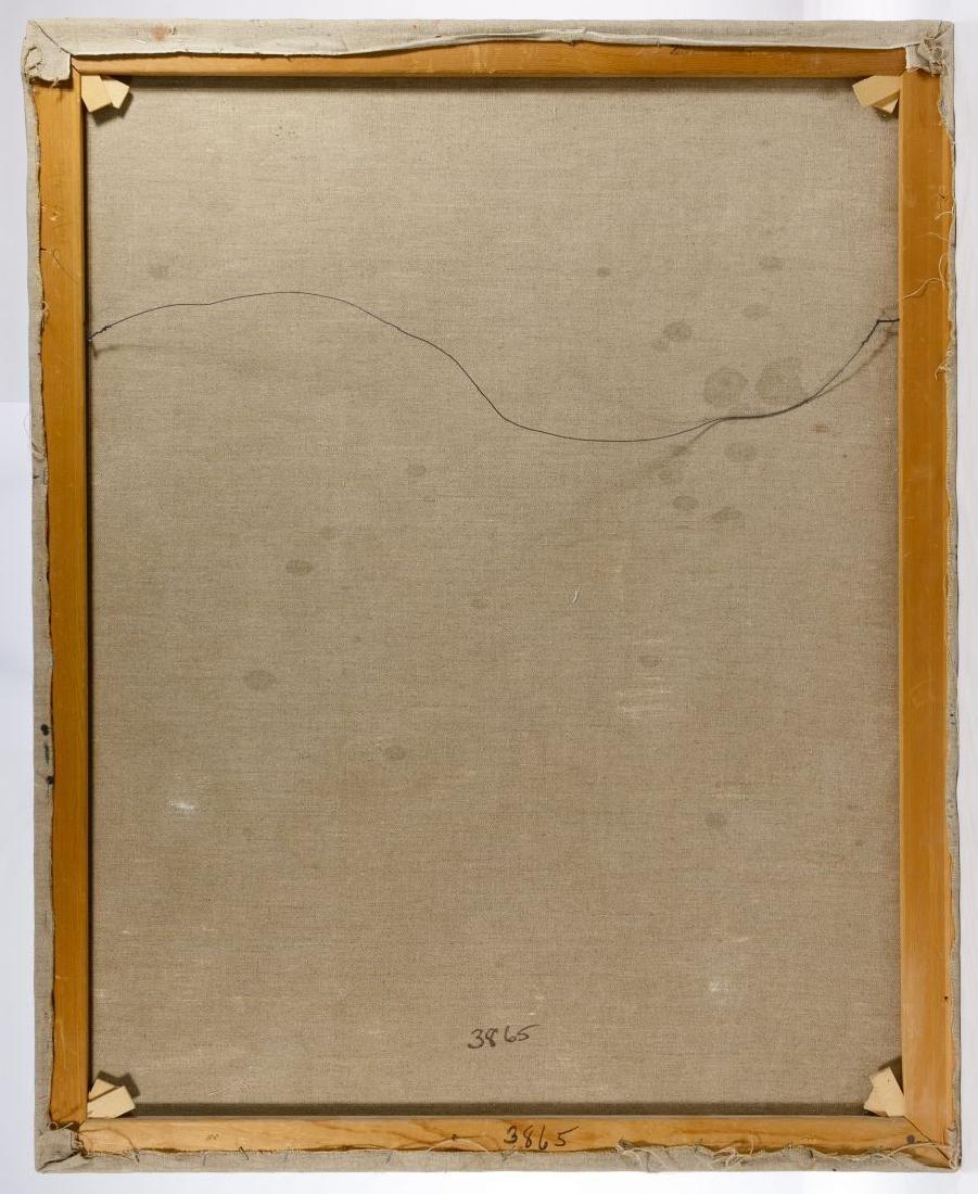 Enrico Campagnola (Swiss, 1911-1984) Oil on Canvas - 4