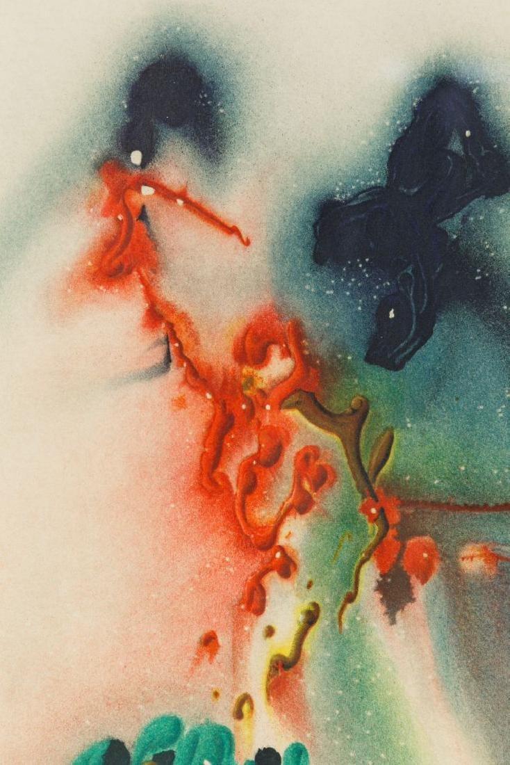 Salvador Dali (Spanish, 1904-1989) 'The Habanera' - 2
