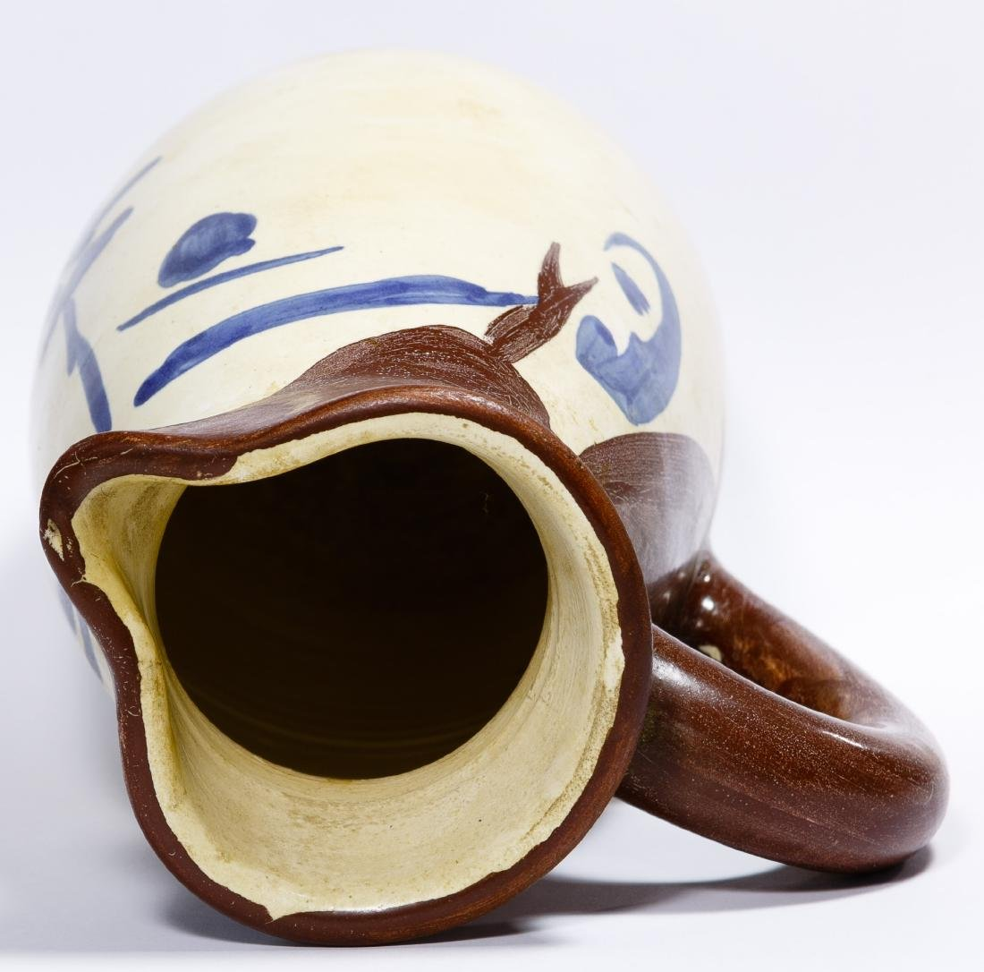 Pablo Picasso (Spanish, 1881-1973) Ceramic Tankard - 5