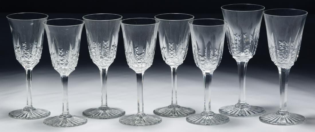 Baccarat Crystal Stemware Assortment