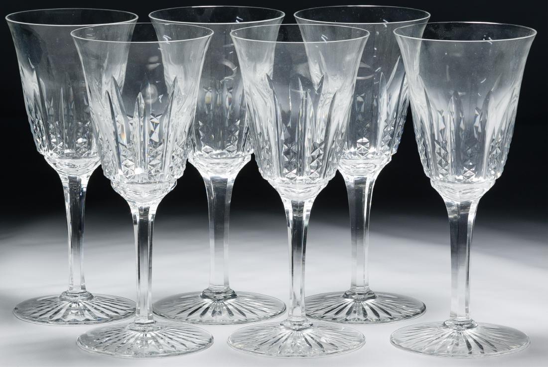 Baccarat Crystal Stemware Assortment - 4