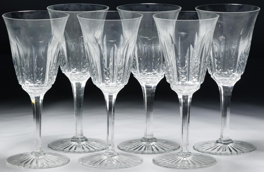 Baccarat Crystal Stemware Assortment - 5