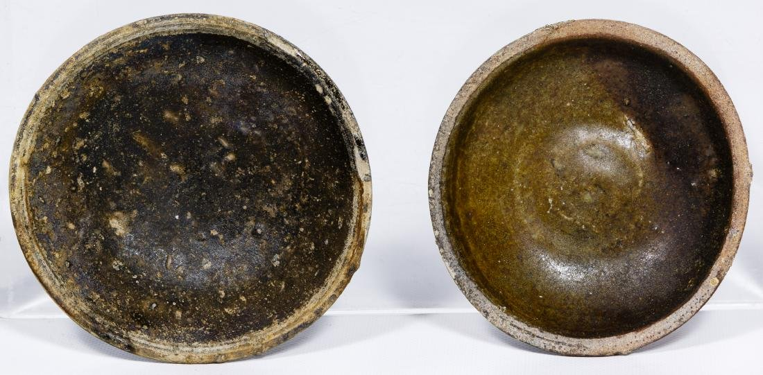 Chinese Pottery Tea Bowl Assortment - 3