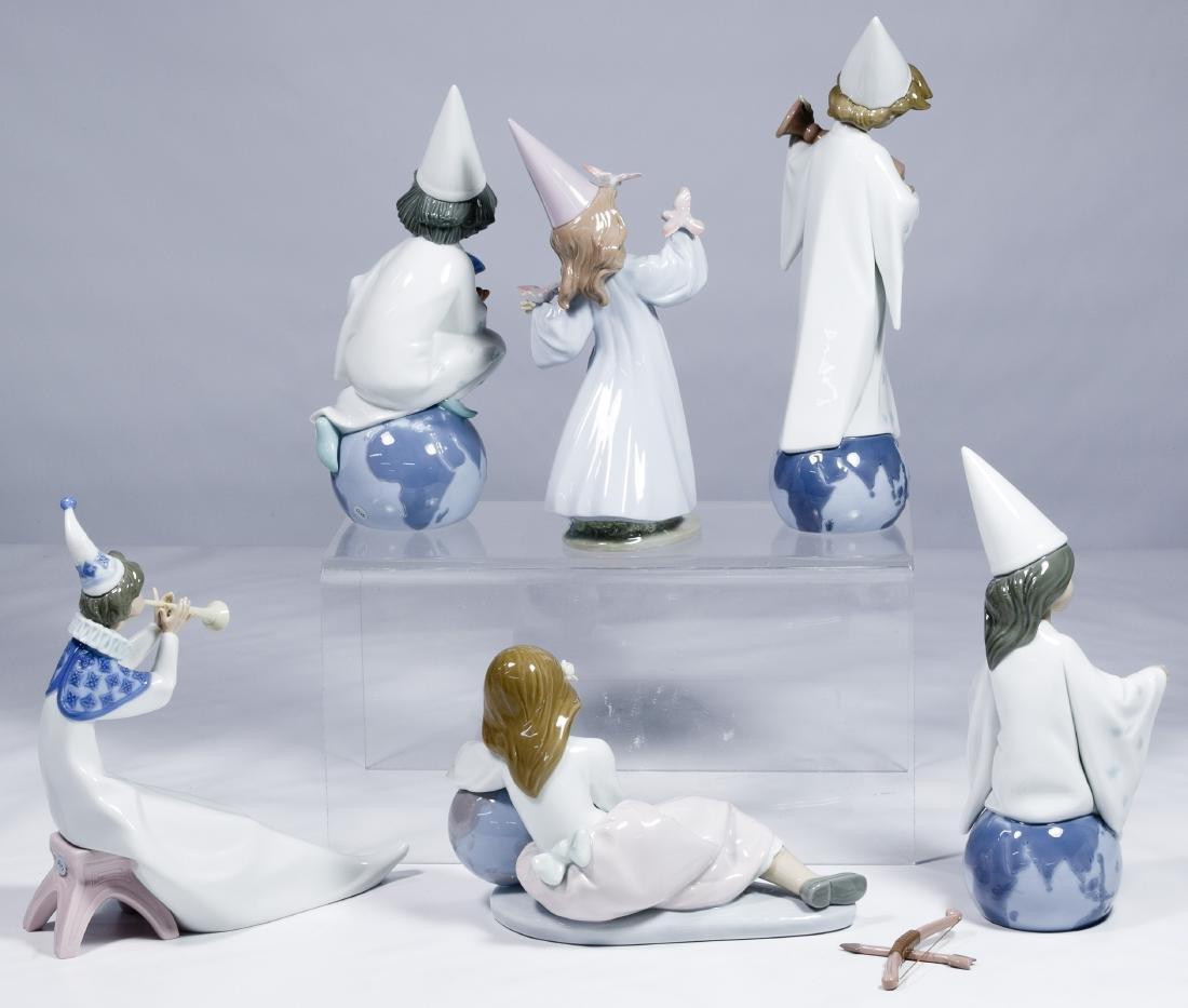 Lladro Figurine Assortment - 2