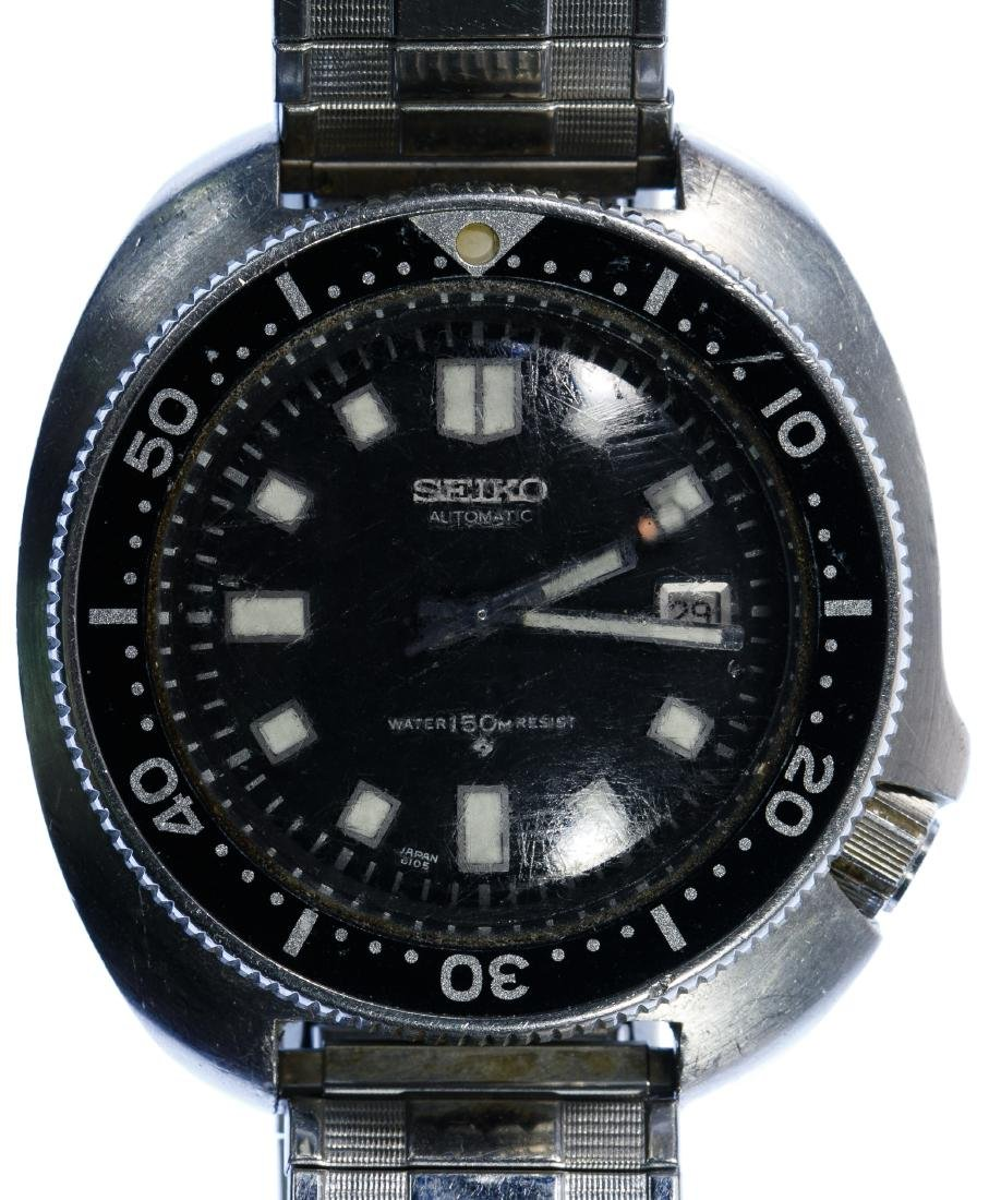 Seiko Automatic Wrist Watch - 2