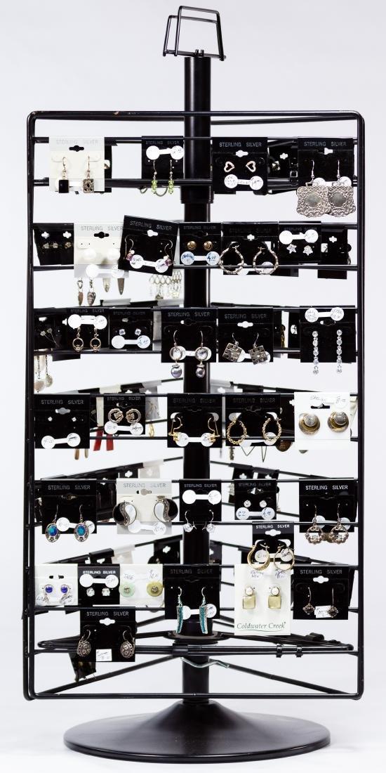 Sterling Silver Earring Assortment - 2