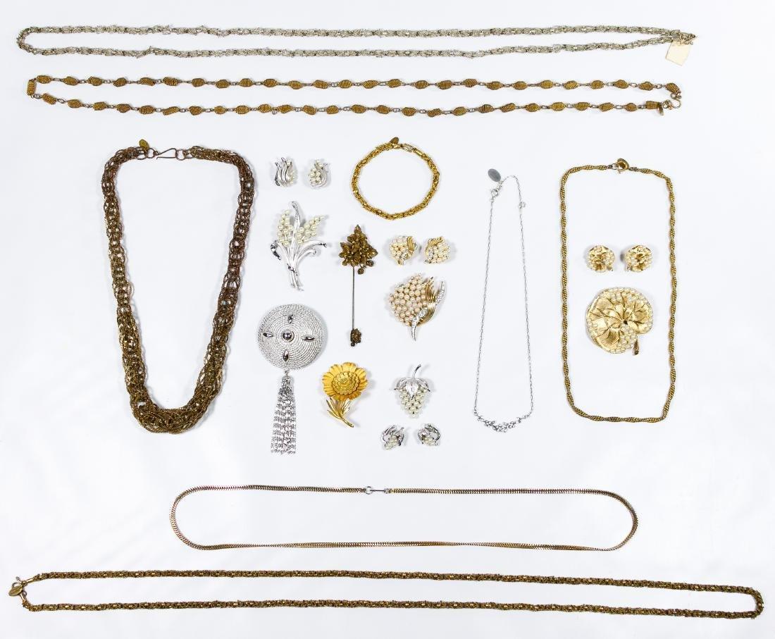 Miriam Haskell Jewelry Assortment